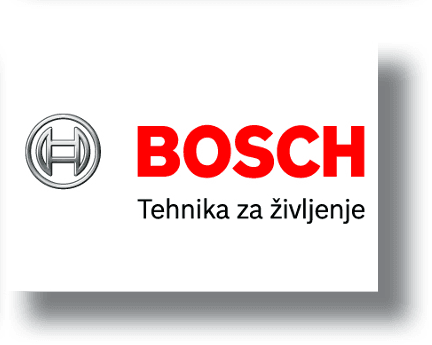 Servisiramo belo tehniko znamke Bosch